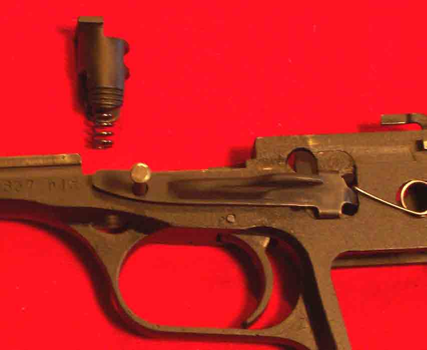 FTF/slide locking back issues - Gunsmithing Forum